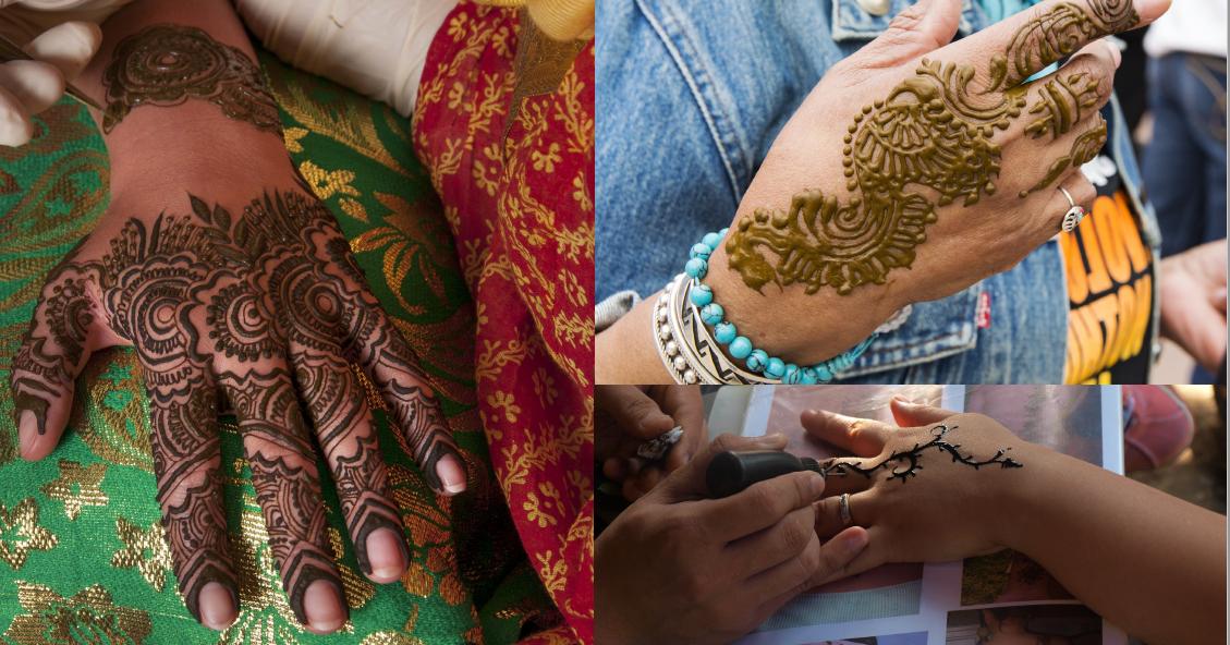 Henna Hintergründe Und Anwendung Kama Dresden